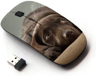 Graphic4you Labrador Retriever Perro Cachorro Animal Ratón E