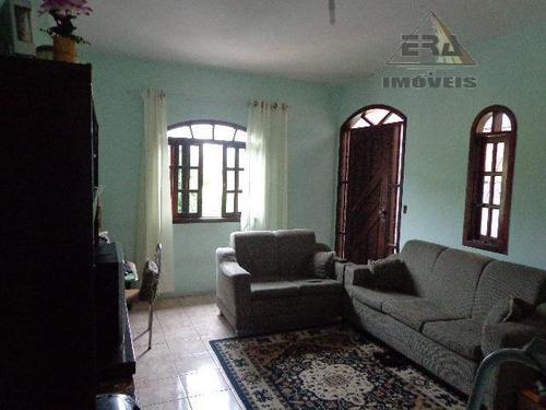 Imagem 1 de 21 de Casa Residencial À Venda, Center Ville, Arujá. - Ca0033