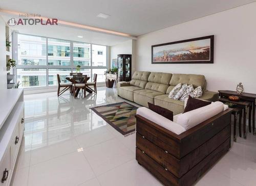 Apartamento À Venda, 152 M² Por R$ 1.897.000,00 - Centro - Balneário Camboriú/sc - Ap2063
