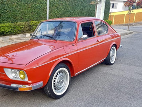 Volkswagen Tl 1972 Impecável