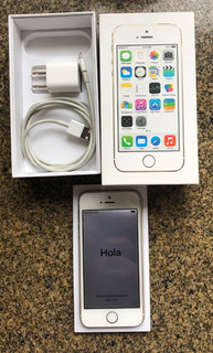 Smartphone iPhone 5s 16 Gb Funcionando Plenamente