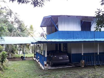 Un Paraíso Casa Y Terreno Precioso