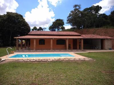 Chácara Com Escritura, 05 Dormitórios À Venda, 24000 M² Por R$ 400.000 - Rural - Socorro/sp - Ch0414