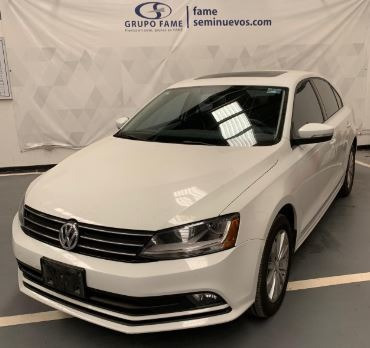 Volkswagen Jetta Comfortline 2.0 Aut 4 Puertas