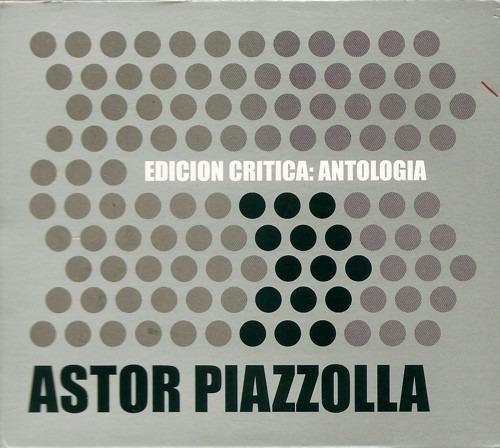 Astor Piazzolla Antologia 2 Cd Nuevo Edicio Critica Original