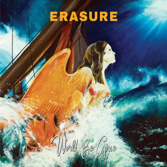 Erasure Love You To The Sky + World Be Gone Envio Gratis!