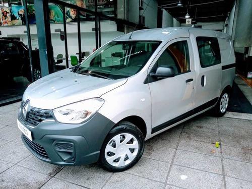 Renault Kangoo 1.6 Confort 5a Patentada  Nueva Version (eo)