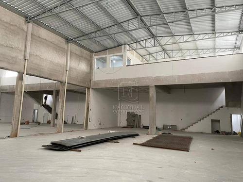 Galpão Para Alugar, 1000 M² Por R$ 20.000,00/mês - Vila Metalúrgica - Santo André/sp - Ga0771
