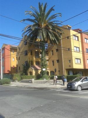 Excelente Departamento Centro De Villa Alemana