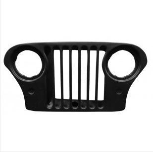 Grade Dianteira Jeep Willys Acessorios Para Veiculos No Mercado