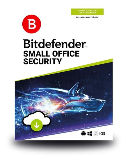 Bitdefender Small Office Security 5 Usuarios, 1 Año