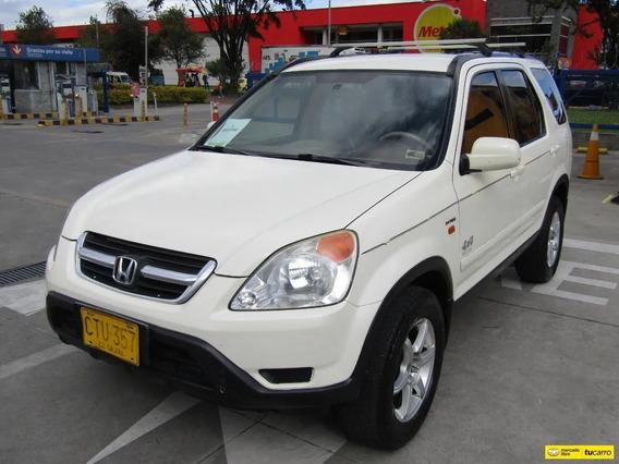 Honda Cr-v Lx 4x4
