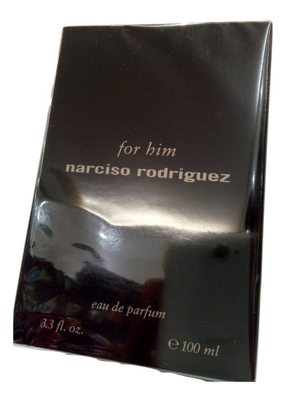 Perfume For Him Eau De Parfum Narciso Rodriguez 100 Ml Masculino Original Importado
