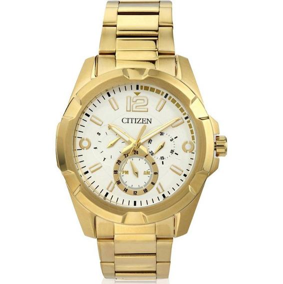 Relógio Citizen Chrono Tz20322h / Ag8332-56a