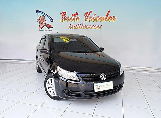 Volkswagen Voyage 1.0 Mi 8v Flex 4p Manual 2012