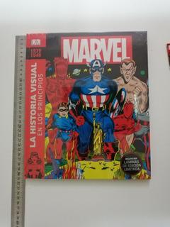 La Historia Visual Marvel