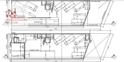 Apartamento Com 2 Dormitórios À Venda, 52 M² Por R$ 350.000,00 - Santa Maria - São Caetano Do Sul/sp - Ap2892