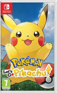 Juego Pokemon Lets Go Pikachu Nintendo Switch