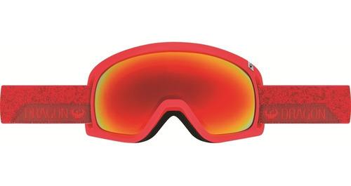 Antiparra Ski/snowboard // Dragon D3 Stone Red