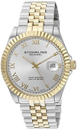 Reloj Stuhrling Original 599g.04 Para Hombre