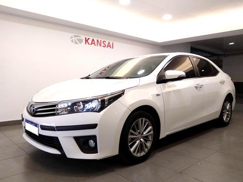 Toyota Corolla 1.8 Seg Cvt 2016