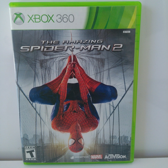 Spiderman 2 Mídia Física Xbox 360 Original