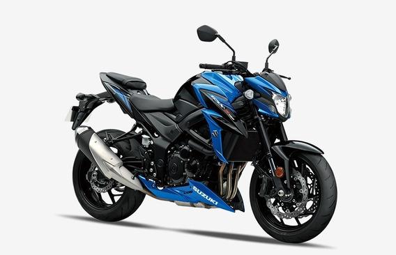 Naked Suzuki Gsx-s 750a 0km 2019/2020 Com 1 Ano De Garantia!