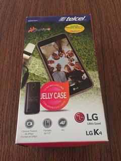 Celular Lg K4 Nuevo