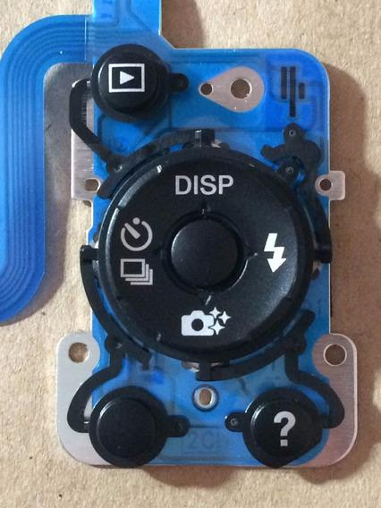 Flex Menu Navegador Dsc-hx300 Câmera Sony Hx300 Original #d