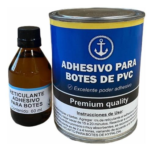 Pegamento Adhesivo Para Gomon Semirrigido De Pvc X 500 Cc.