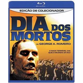 Bluray Dia Dos Mortos Original Lacrado Edição Especial