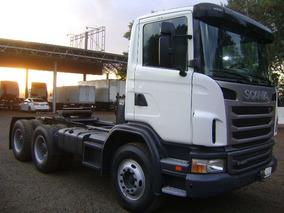 Scania G420 6x4 Traçado 2011 C/redutor