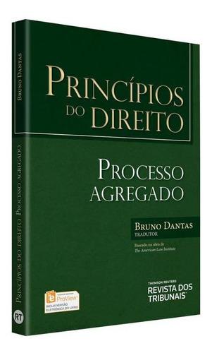 Principios Do Direito - Processo Agregado - Rt