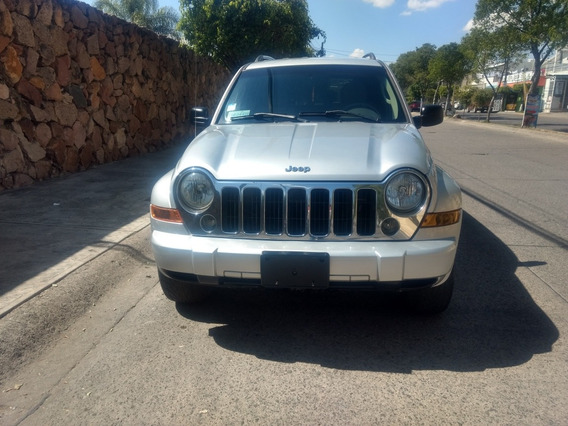 Jeep Liberty 3.7 Sport 4x4 Mt 2007