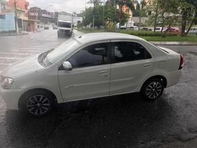 Toyota Etios Sedán 1.5 Platinum 2016 S/entrada