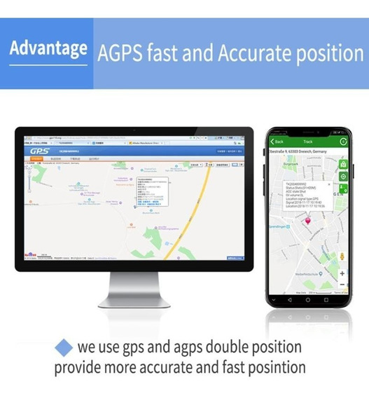 Rastreador Gps Tracker Obd2 16pin Veiculo Carro Caminhao Gps Gprs