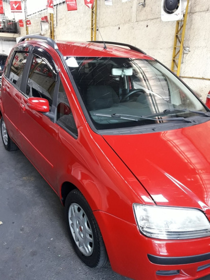 Fiat Ideia 1.4 Elx Flex 2006