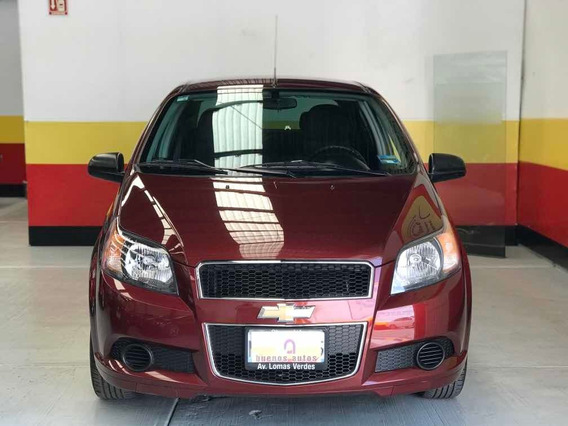 Chevrolet Aveo Ls 2017