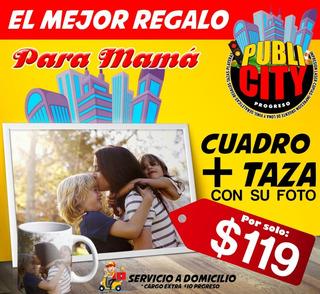 Cuadro Y Taza