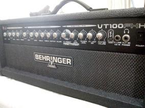 Amplificador Cabeçote Behringer Vt100fxh 100w