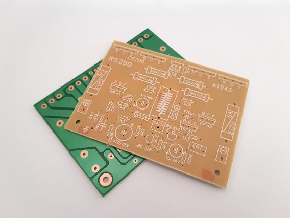 Kit 10 Placas Amplificador 250w Rms P/ C2500 E A1943