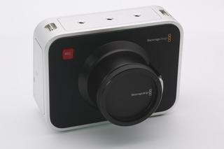 Blackmagic Cinema Camera 2.5 Ef