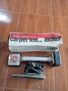 Carpet Knee Kicker Con Plancha
