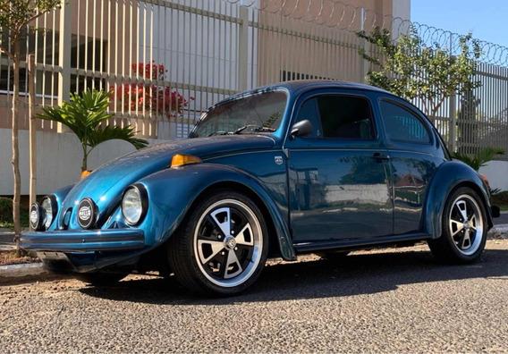 Volkswagen Fusca 1700 Cc 1995 Turbo Injetado Forjado 1000km
