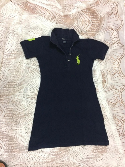 Vestido Polo By Ralph Lauren
