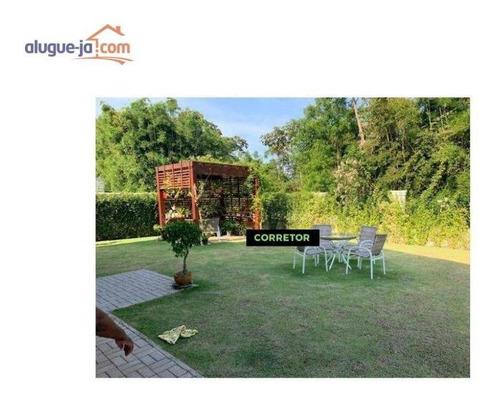 Casa Com 4 Dormitórios À Venda, 300 M² Por R$ 1.900.000,00 - Condomínio Reserva Do Paratehy - São José Dos Campos/sp - Ca3302
