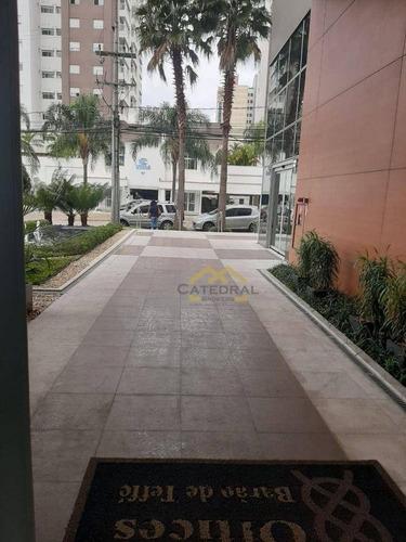 Imagem 1 de 7 de Sala Para Alugar, 44 M² Por R$ 2.160,00/mês - Jardim Ana Maria - Jundiaí/sp - Sa0013