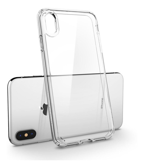 Funda Spigen iPhone Xs Max Ultra Hybrid 2