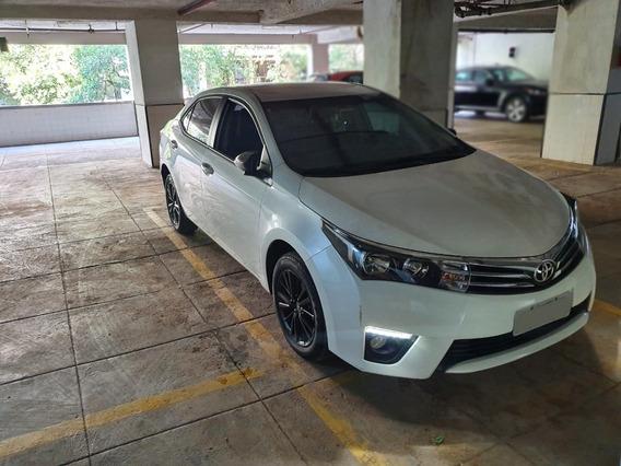 Toyota Corolla 2.0 16v Dynamic 2017