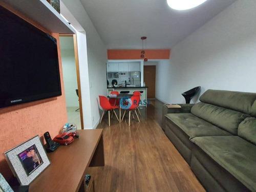 Apartamento À Venda, 60 M² Por R$ 405.000,00 - Vila Andrade - São Paulo/sp - Ap8266
